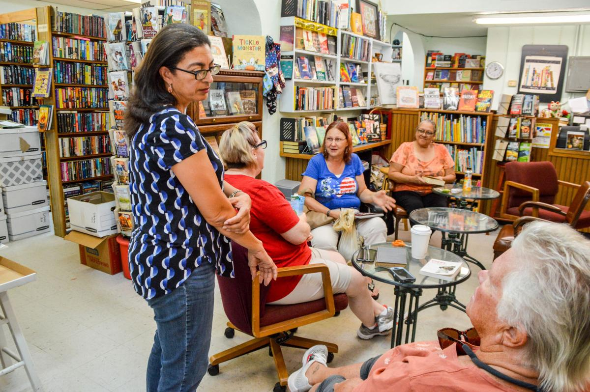 Two years after Hurricane Harvey, Books Ink stands strong thanks to the support of the community