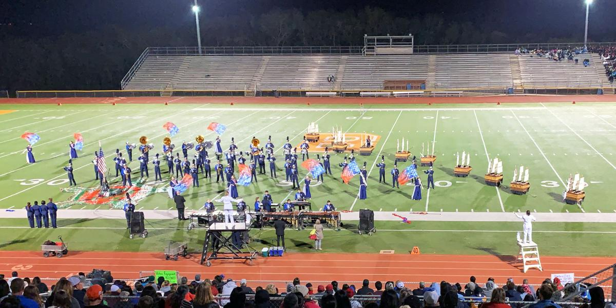 Odem band to compete in state marching band contest
