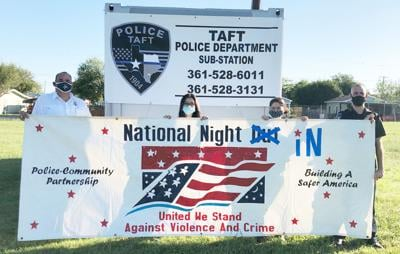Taft to celebrate National Night In with free goodies
