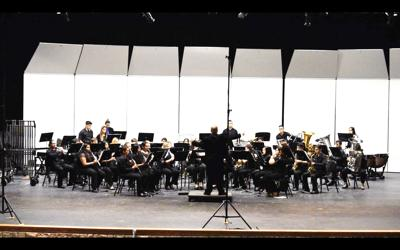 Odem HS Wind Ensemble advances to state contests