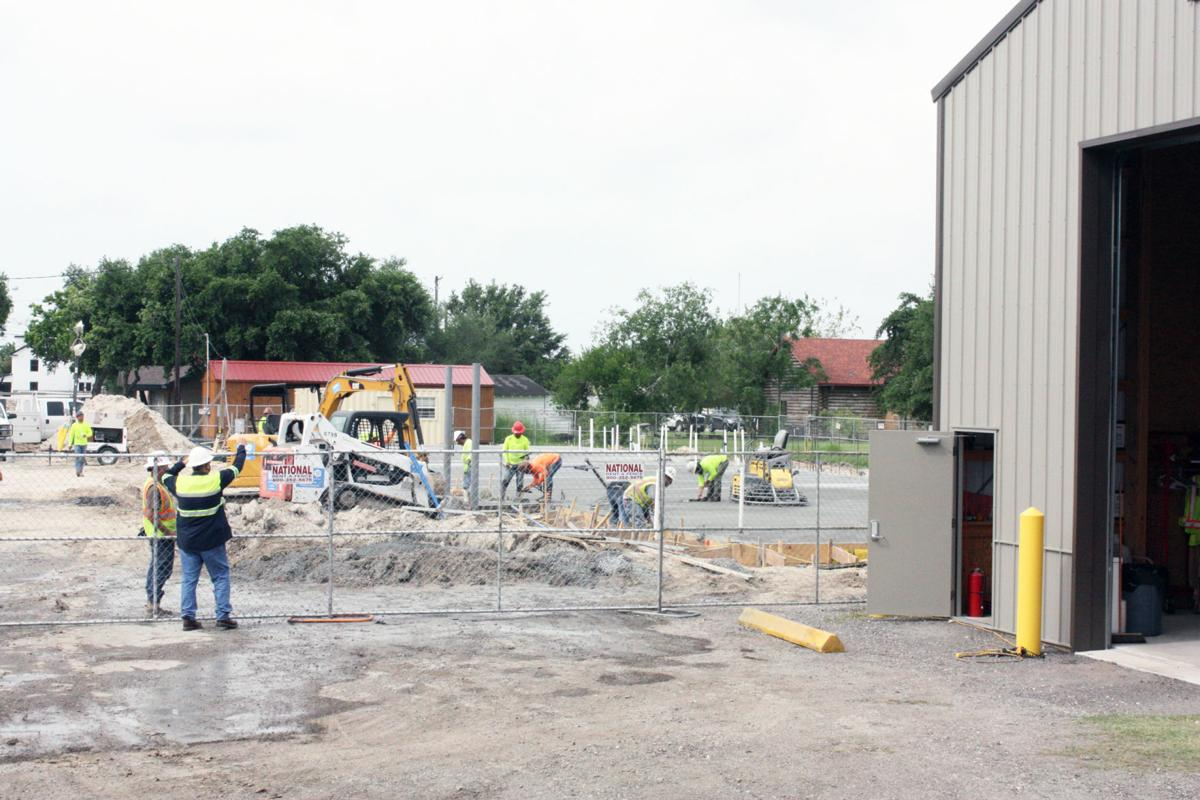Pipeline helps fulfill a small town dream