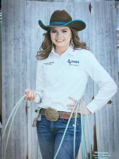 Three Rivers' Howton lassos titles at state rodeo finals