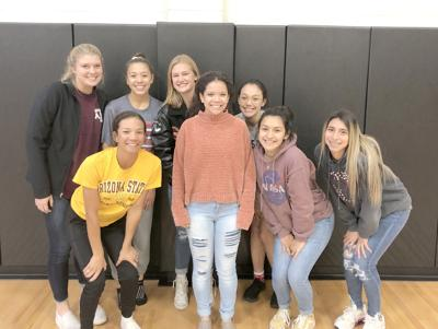 Lady Badgers earn volleyball All-District honors