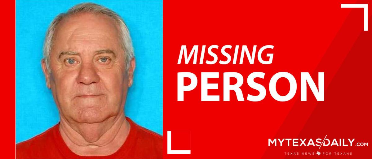 Plano police seeking public's assistance locating missing elderly man with cognitive impairment