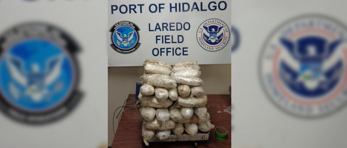 Irving man arrested at Texas-Mexico border crossing hauling nearly $1.5 million in methamphetamine