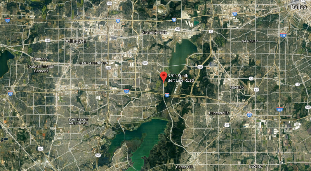 Google Maps 19 year old Grand Prairie man killed