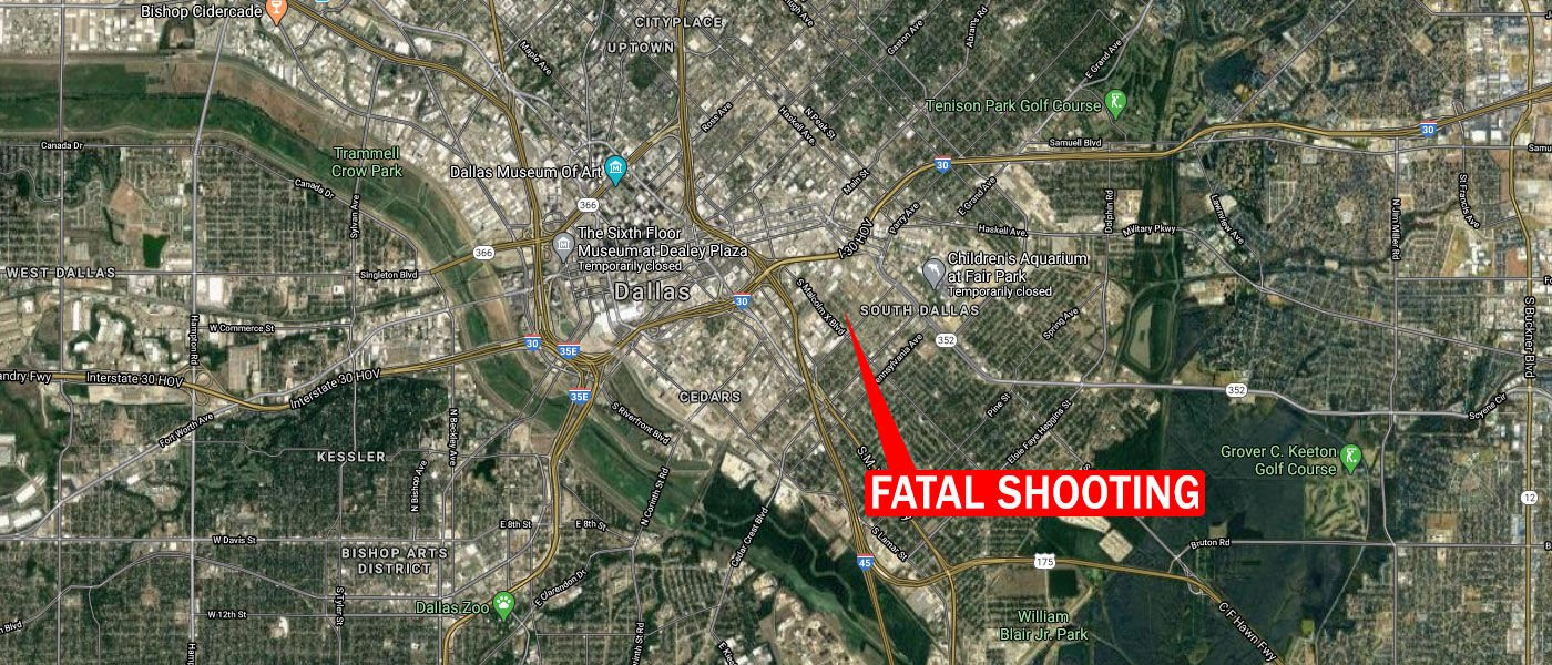 Police investigating overnight fatal shooting near downtown Dallas
