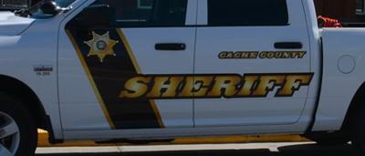 cache county sheriff