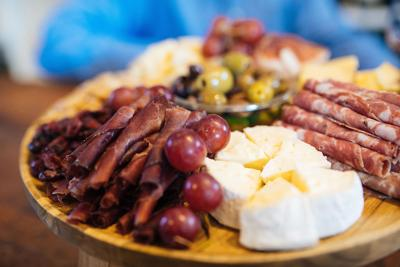 Wine Country Essentials: Cheese and Charcuterie