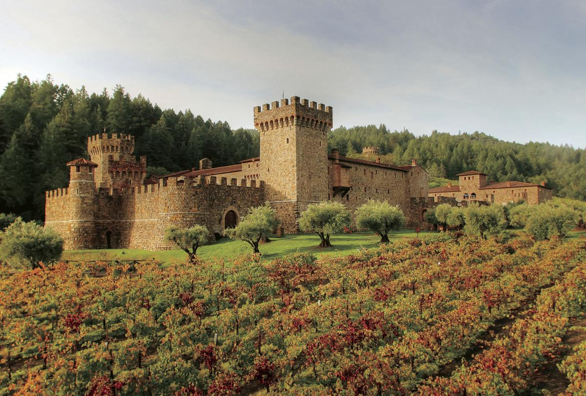 Wine Country Castle