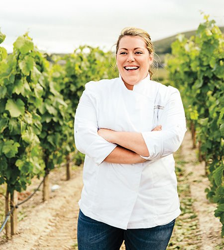 Foodie Destination Among the Vines