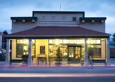 Napa Valley's Oakville Grocery Then and Now