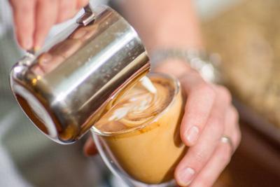 Ohm Coffee Roaster Derek Bromley
