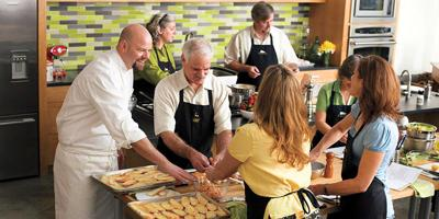 The Best Cooking Schools in Wine Country