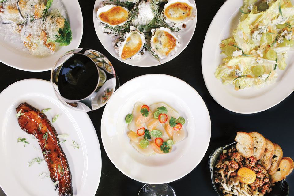 New Eats in Napa and Sonoma