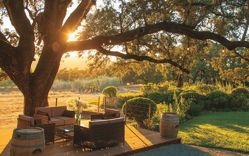 Stay and Play in Wine Country