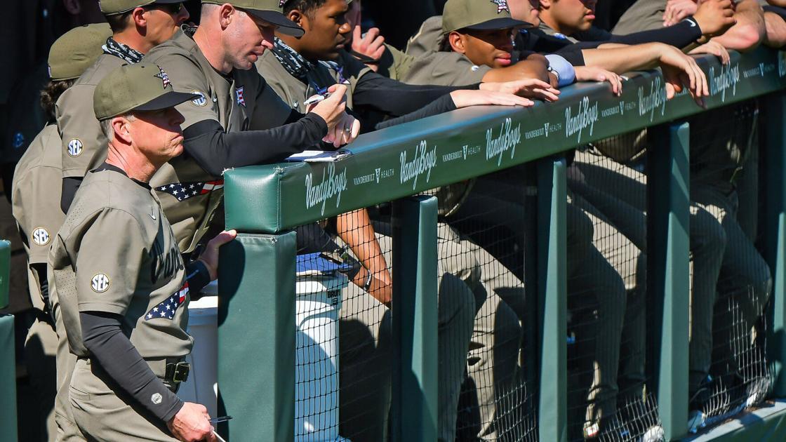 Vanderbilt to allow 100% capacity at baseball games