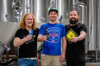 Lipman Brewing acquires two local craft beer companies