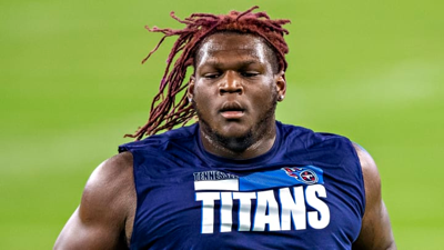 Titans shopping 2020 first-round pick Isaiah Wilson
