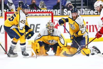 By his own admission, Poile gambling with Predators' season
