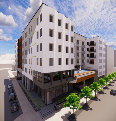 Hotel set for Row site long eyed for redevelopment