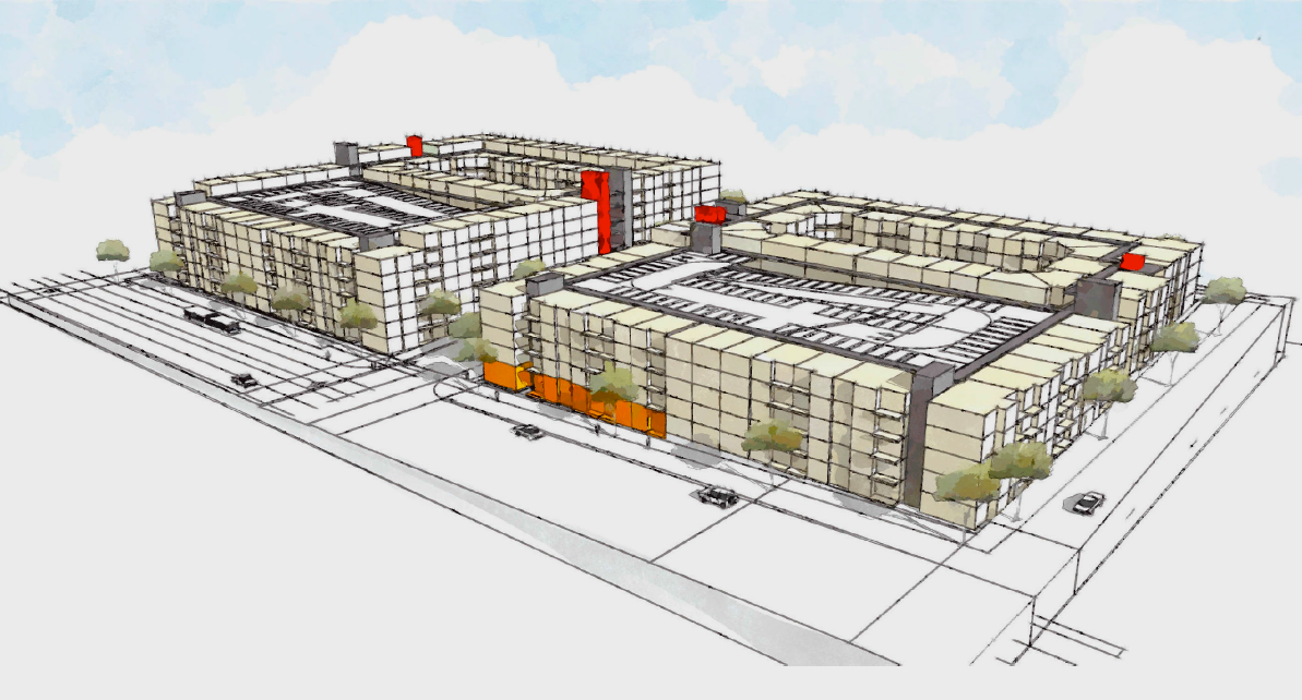 Mixed-use project eyed for Dickerson Pike