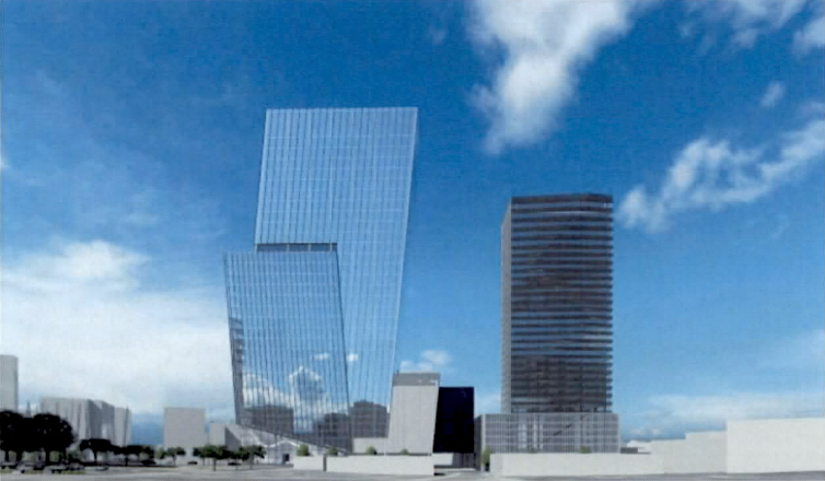 Images released for proposed SoBro project