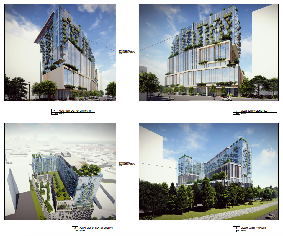 Details emerge for planned Gulch tower
