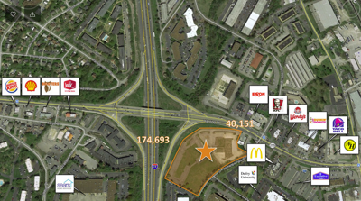Large South Nashville site listed for $6.5M