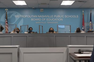 Metro Nashville Public Schools' Plan for Final Round of COVID-19 Relief Funding: Board