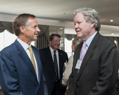 6/13/2018 Governor Bill Haslam attends the Tennessee Judicial Conference Luncheon