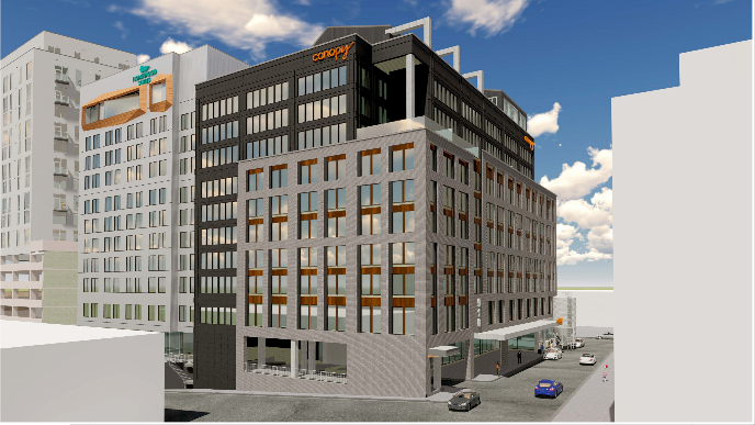 Images released for future Gulch hotels