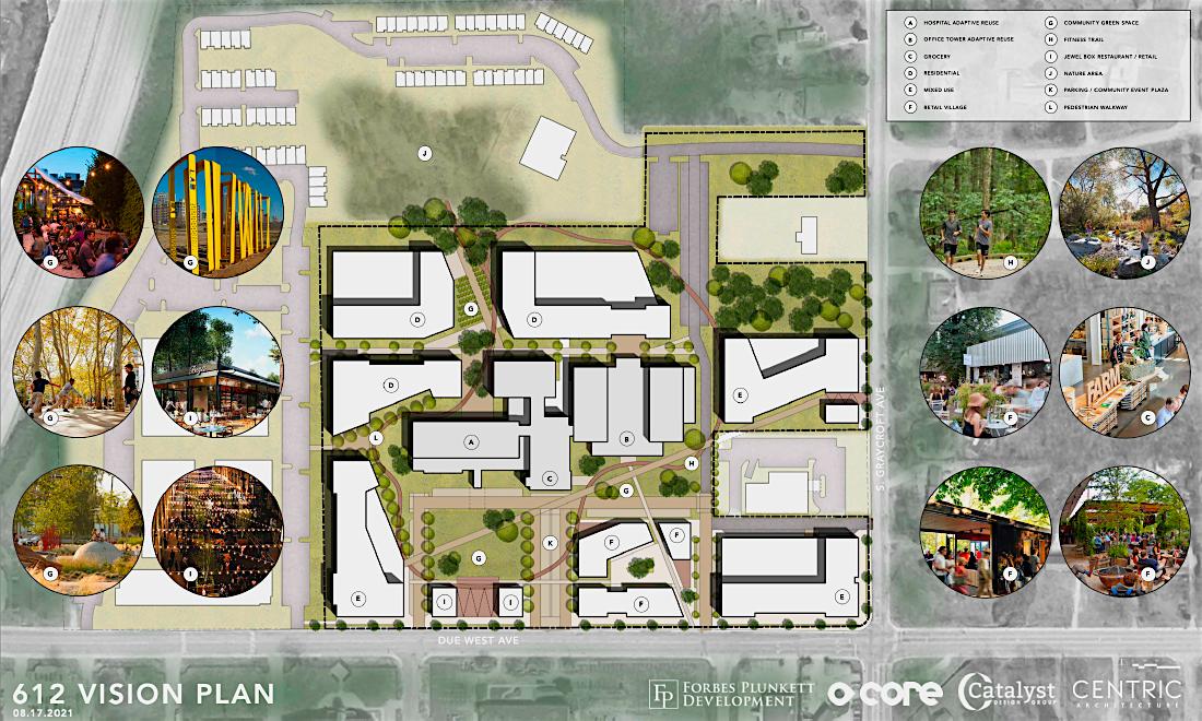 612 site plan