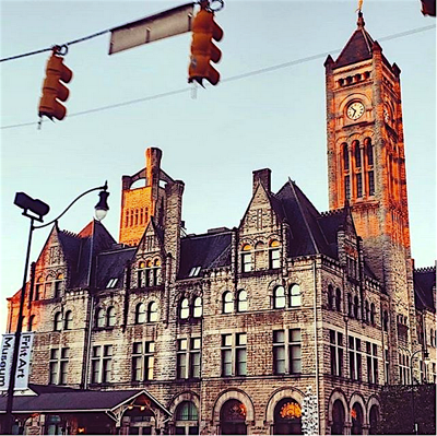 Union Station Hotel to sell for $56M