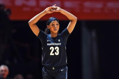 VU leading scorer Koi Love transfers to Arizona