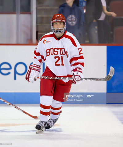 Harper's college journey concludes with NHL contract