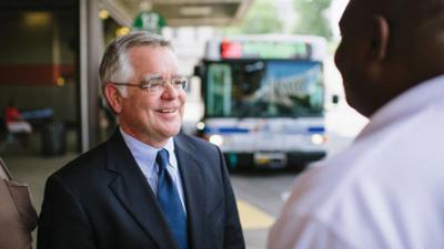 Mayor's office details 'draft' transit plan
