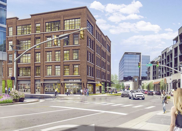 MarketStreet sets fall start on next Gulch building