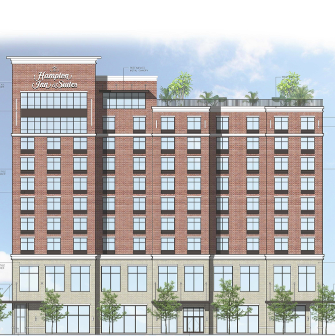 New image released for Capitol View hotel