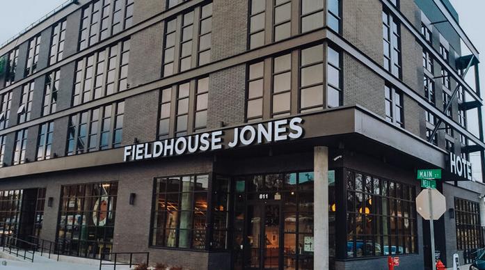 FieldHouse Jones art