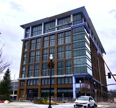 WeWork to take space at Capitol View