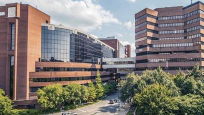 Vanderbilt prepping surge beds at Children's Hospital