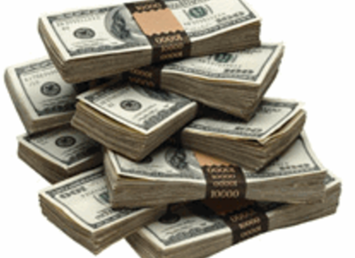 lots o money