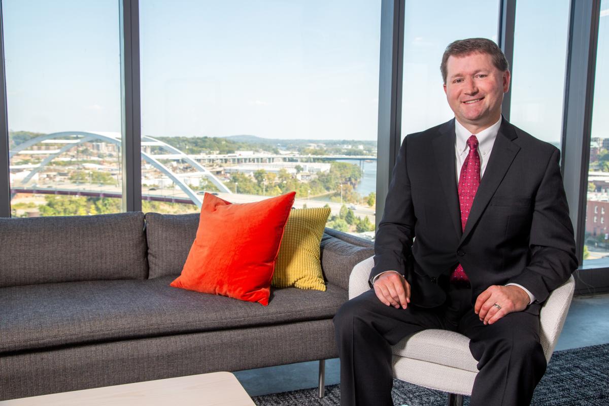 Gresham Smith CEO to step down