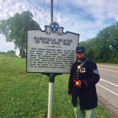Fort Negley Is a Common Link Between Black Nashvillians Past and Present