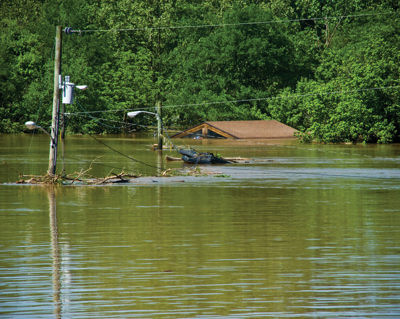 The Green Issue: Preparing for Increasingly Common Severe Rain Events