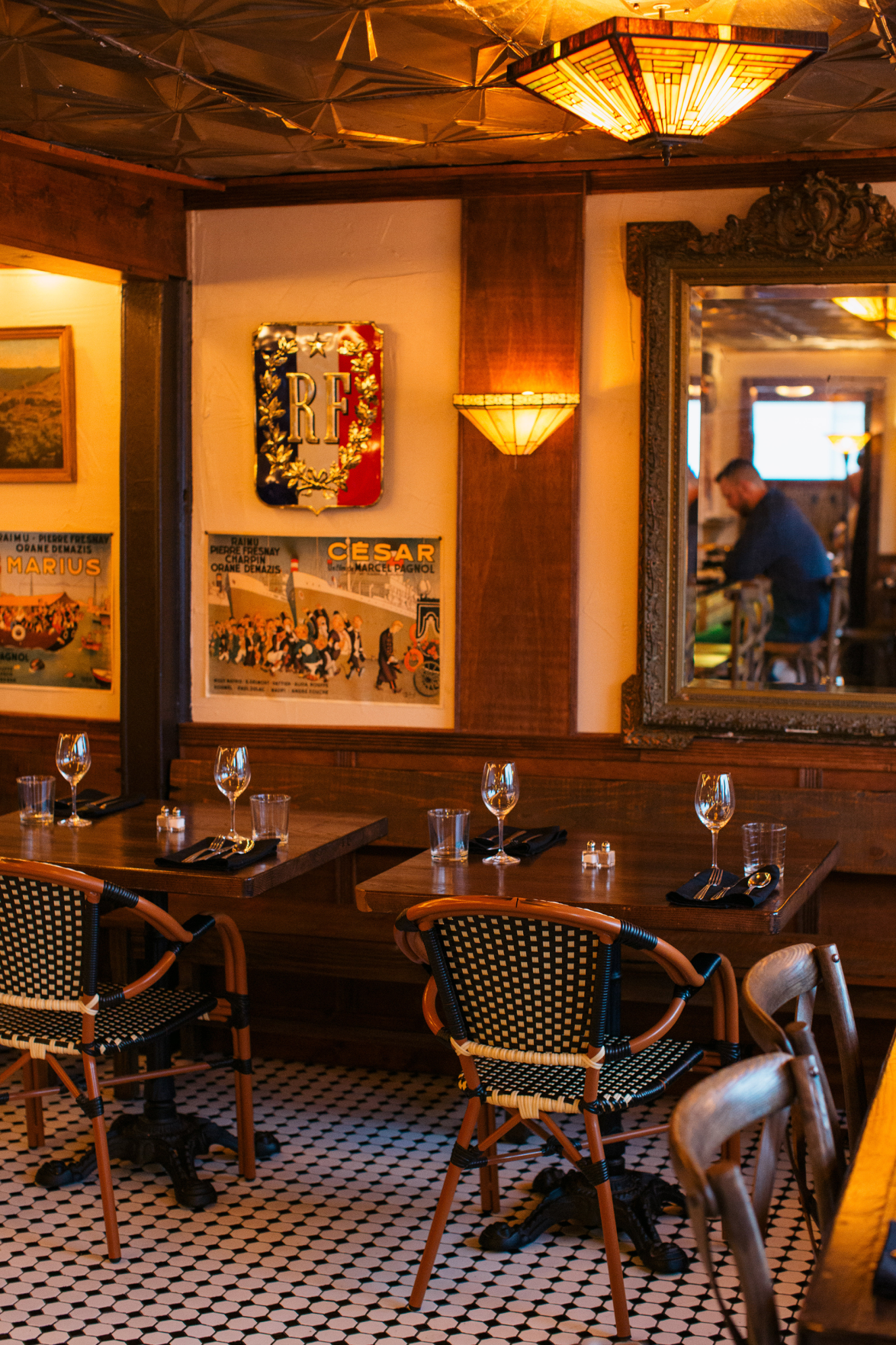 Once Upon a Time in France Delivers Great Food and Cozy Ambience