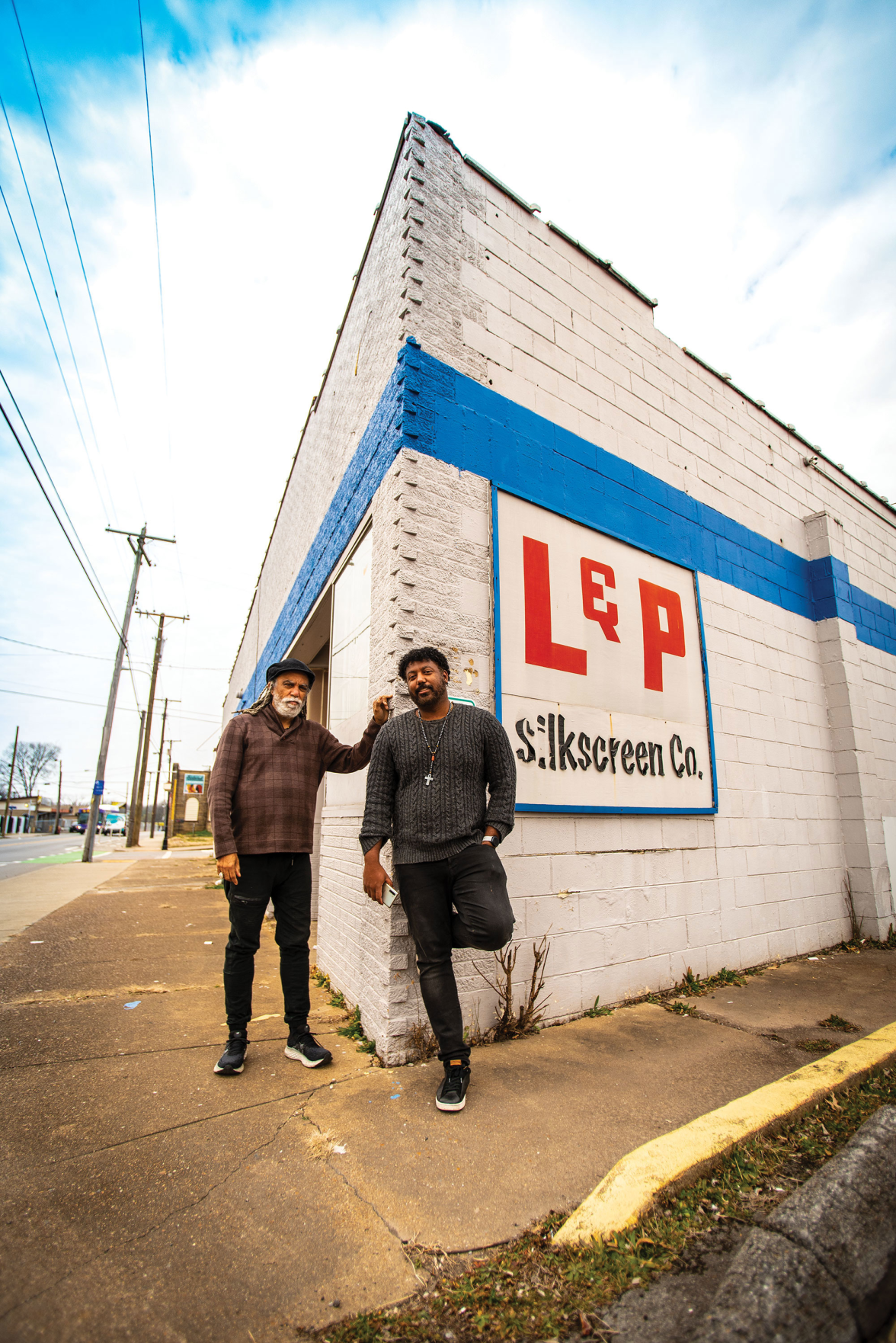 A Tale of Two North Nashville Family Businesses