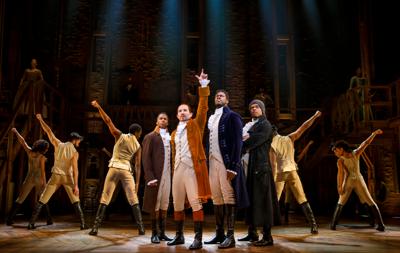 <i>Hamilton</i> Tickets Go on Sale Monday