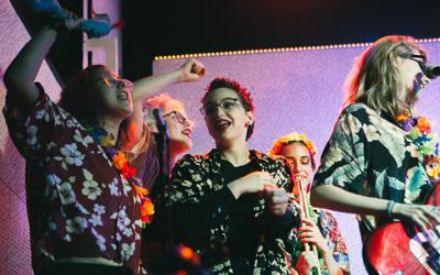 Southern Girls Rock Camp Students Shred at Third Man Records